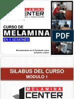 Manual Del Curso Melamina