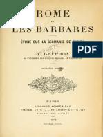 Geffroy Auguste - Rome et les barbares.pdf