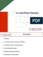 Coaching Equipe