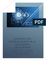 Research Paper on AI