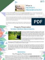 RPR Services, LLC - Property Preservation Work Order Processing Services