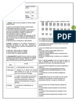 2019- Atividade de Revisão Sobre CBG e DNA Fingerprint