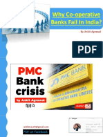 Why Co-operative Banks Fail in India