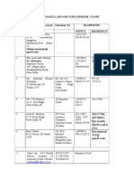 List of Panel Lawyer, Pneding applicaions._14214.doc