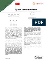 Epoxy Curing With INVISTA Diamines