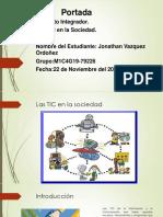 Proyecto Integrador( Las TIC en La Sociedad)