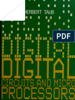 Herbert Taub - Digital Circuits and Microprocessors-McGraw-Hill (1982)