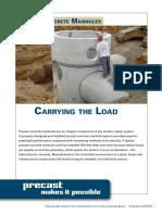 Precast Concrete Manhole Brochure