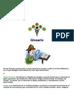 Glosario Biodecodificacion