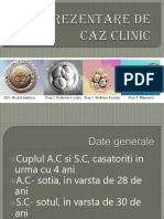Prezentare de Caz PCOS