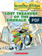 (Geronimo Stilton  1_ Geronimo Stilton - Original Italian Pub. Order  7_ Geronimo Stilton) Geronimo Stilton_ Matt Wolf_ Larry Keys_ Mark Nithael_ Kat Stevens - Lost Treasure of the Emerald Eye-Sch.pdf