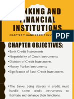 Banking and Financial Institutions Chapter 5