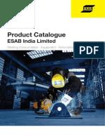 4.3 ESAB Product Catalogue 2013