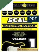 Scale per chitarra elettirca