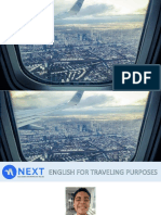English for Traveling Purposes NEXT