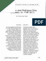 José Rodríguez Díaz Sócrates