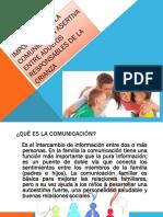 Importancia de La Comunicación Asertiva Entre Adultos Responsables
