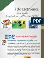 Modulo 6 - Reguladores de Tensão DC