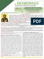 22 Domingo Post Pentecostes 2019 p.s.trinidad