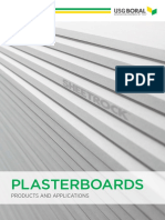 Boral Plasterboards Catalogue