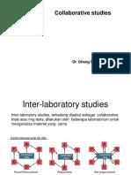 10 Studi Kolaborasi IIK KEDIRI 28 Oktober - Akhir