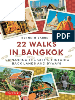 22 Walks in Bangkok - Exploring the City's Historic Back Lanes and Byways