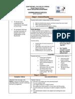 Learning Plan Module Grade 9