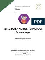 Integrarea Noilor Tehnologii in Educatie
