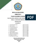 MAKALAH ODONTOMA
