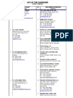 Copy of European & American Company.xls
