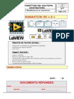 programqtion labview G