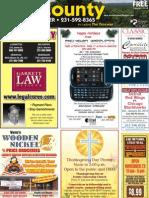 Tri County News Shopper, November 22, 2010