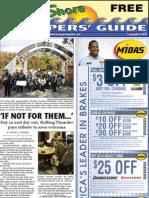 West Shore Shoppers' Guide, November 21, 2010