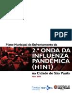 Plano Municipal Enfrentamento 2 Onda Influenza Cidade Sp Maio Final