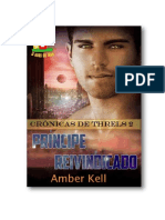 Amber kell - crônicas de threlh 2 - Príncipe reivindicando