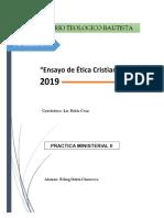 Ensayo de etica Cristiana.pdf