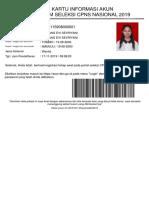 Pendaftaran Akun