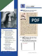 PrismaFusion_Unidad14 Contraste Preterito Definido vs Perfecto