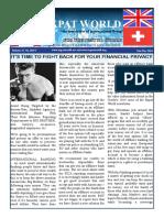 Expats World Newsletter Oct 2014