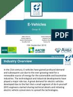 IA e-vehicles