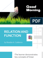 Relation and Function 8
