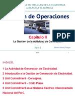 Capitulo II - Gestión de la Operación de Sistemas de Generación - Parte 1.pdf