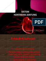 1.Sistem Hantaran Jantung