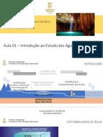Estudo de Águas Subterrâneas