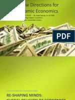New Directions for Islamic Economics