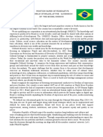 Position Paper of Brazil