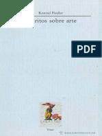 264822775-Konrad-Fiedler-Escritos-Sobre-Arte.pdf