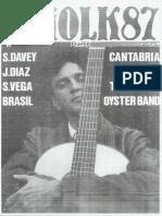 Entrevista a Joaquín Díaz (Álvaro Feito, 1988)
