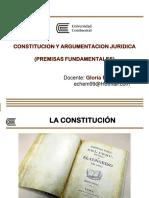 (PPT) Gloria Noriega Monar - Constitucion y Argumentacion