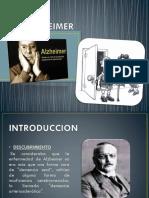 El Alzheimer paper biología molecular